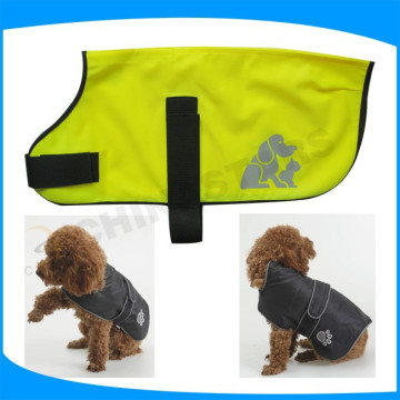 Gilet de sécurité pour animaux de compagnie, manteaux de chiens, manteau de sécurité pour chiens