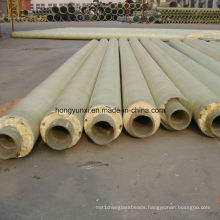 Heat Supply System Used Fiberglass Thermal Insulation Pipe