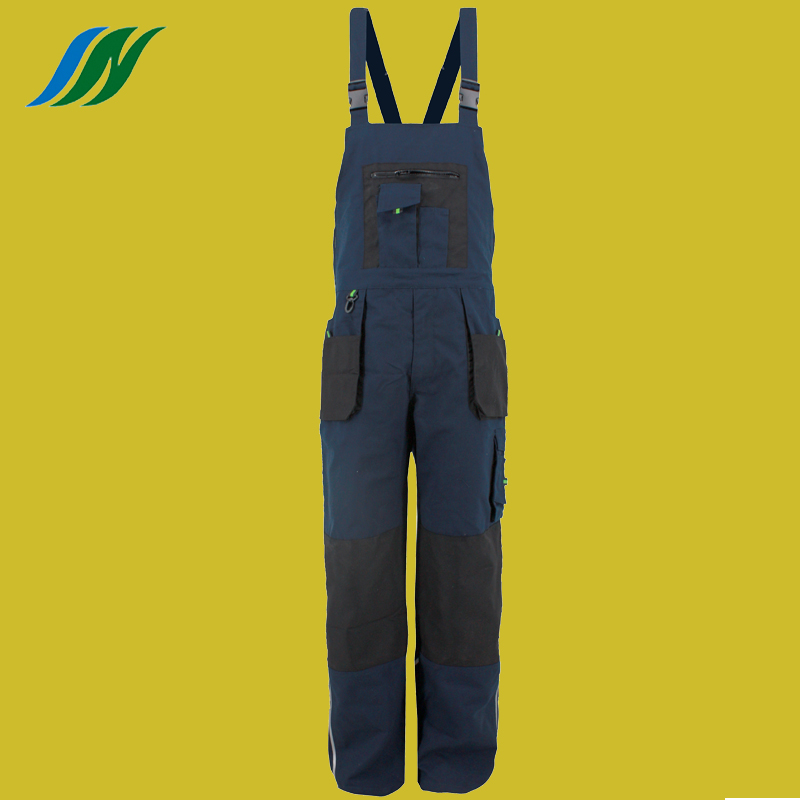 Auto Parts Embroidery Working  Bib Pant