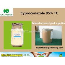 Cyproconazole 95% TC, 10% WDG, 10% SL, 40% SC, fongicide, N ° CAS: 94361-06-5 -lq