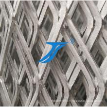 Treillis en métal déployé Tianshun avec trou de diamant