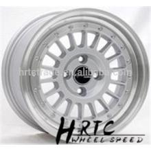 2015 roue rotiforme en alliage réplique forgée haute qualité de style nouveau 2015