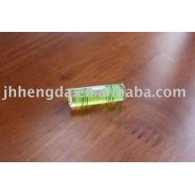 acrylic bubble level,level bubble vial