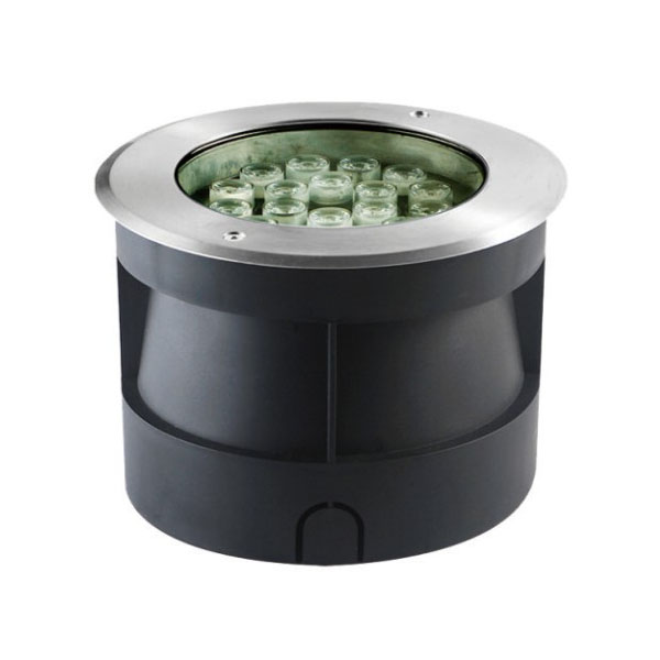 Weatherproof Stainless Steel 18W LED Inground Light