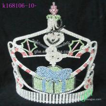 Corona al por mayor corona de la boda corona tiaras corona