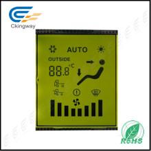 Écran LCD graphique monochrome de contrôle industriel graphique 128 * 64 LCM
