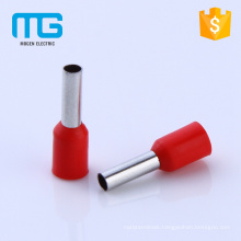 Colorful Electric Copper Material Insulated Cord End Terminals