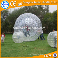 Top interesting kids size human hamster ball zorb ball with free repair kits