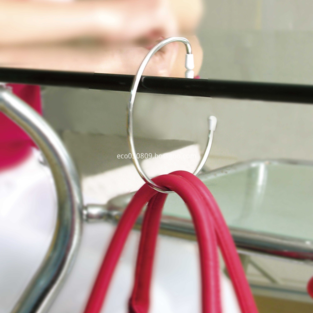 purse hook for table