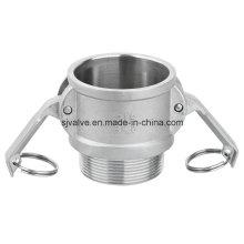CF8 Filetage mâle Cam Lock couplage