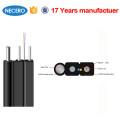 fibra drop 1 hilo / fibra optica cable 1 filam
