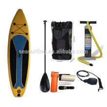 Quente!!!!!!!!!!!!!!! Nflatable barato levantar placa de pás / inflável stand up paddle board / stand up placa de remo inflável surfb