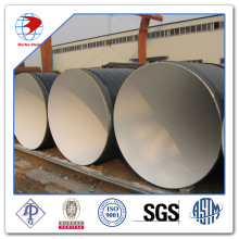 PE Coating Carbon Steel Pipe  ERW  Manufactured
