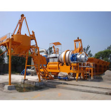 Mini Asphalt Drum Mixers Plant