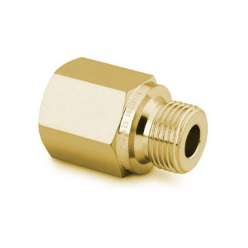 Brass Male Adapter Lurus Standoff paip