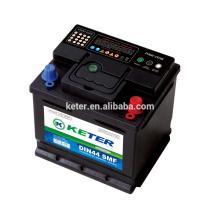 Chine auto batteries puissance sûre batterie 105d31rmf voiture batterie
