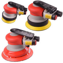 Air-Powered Random Orbital Sander