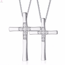 wholesale unique cross 316l stainless steel pendant jewelry bulk sale