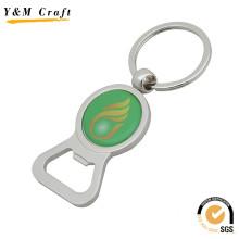 Werbegeschenk Custom Schlüsselanhänger Metall Bierflasche Dosenöffner