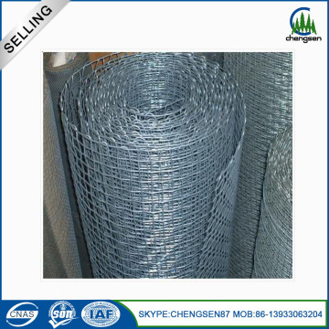 Stainless Steel Wapped Edge Wire Mesh Berkerut