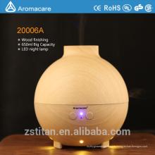 Aromacare aroma lámpara eléctrica con pilas purificador de aire
