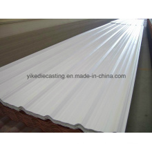 Panneaux de toit isolés anti-corrosifs d'Asapvc