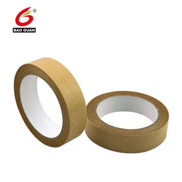Ruban d'emballage en papier kraft adhésif fort de haute qualité