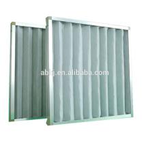 Filtro de aire pre de G4 del filtro de aire pre lavable del marco del filtro de aire