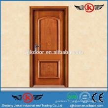 JK-SD9007 décoration de porte en bois / design de porte de puja