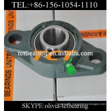 chrome steel insert bearings UC204