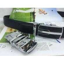 Black Leather Belts for Men (HPX-160706)