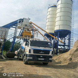 Ready Mix Concrete Plants