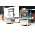 Linear Automatic Bottle Washing Filling Capping Machine