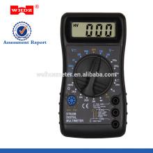 Multímetro digital portátil DT820B
