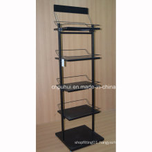 5 Layers Metal Drinkware Display Rack (PHY3016)