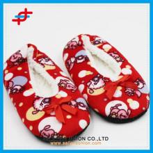 Hochwertige weiche Kinder bequeme Sublimation Pantoffeln / letzte Sublimation Druck Hausschuhe Mode