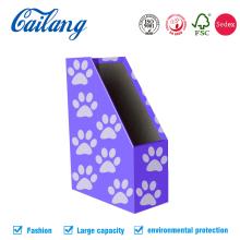 Hot Sale Customized Cardboard Desk Stationery