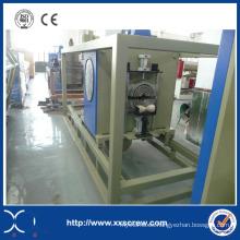 Línea de producción de la máquina de granulación plástica de madera