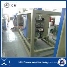 Ligne de production de la machine de granulation en plastique en bois