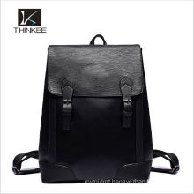 Customized high grade genuine leather backpack