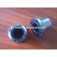 China de buena calidad ronda rodamientos de brida lineal LMF40UU