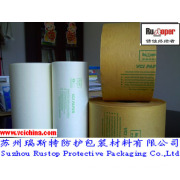 VCI rustproof paper packaging