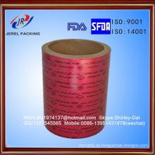 Farbige Aluminium Blisterfolie für den pharmazeutischen Einsatz