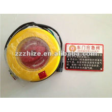 Bus Parts Door emergency valve