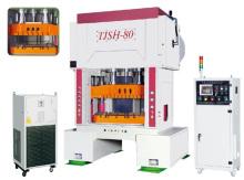 TJSH-80T High Speed Punching Machine 80 Ton High Speed Stamping Machine