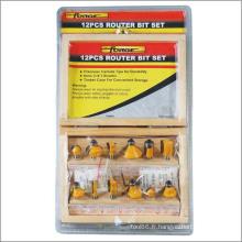 Pta-Misc Tools Routeur Bits Set pour bois OEM de haute qualité