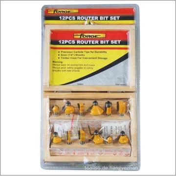 Pta-Misc Tools Router Bits Set für Holz OEM High Quality