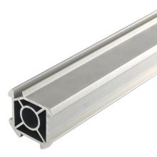 Tube en aluminium à fente en V pour la ligne de production de machines