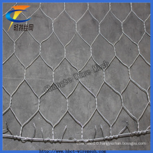 2*1*1best Quality Galvanized Hexagonal Gabion Wire Mesh for River Constructio