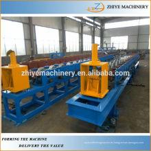 De metal de metal DownSpout Roll formando la máquina chino fabricante